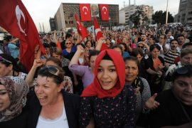 Taksim Square Protests; accessed via Wikimedia Commons
