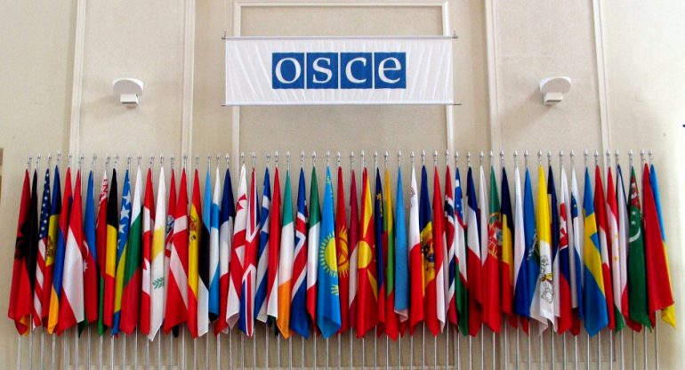 Participating OSCE States; Accessed via Wikimedia Commons