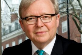 Kevin Rudd; Accessed via Wikimedia Commons