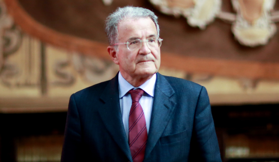 Romano Prodi; Accessed via Wikimedia Commons